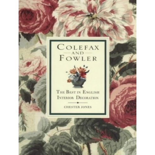 Colefax & Fowler - The Best In English Interior Decoration