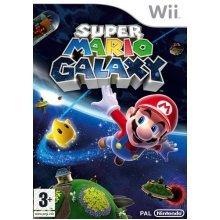 Wii - Super Mario Galaxy (Wii)
