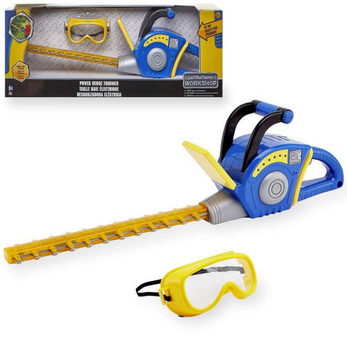 """Toys """"R"""" Us - Power Hedges Trimmer and Goggles"""