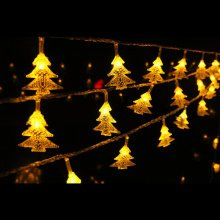 3M 20 LED Christmas Tree String Lights
