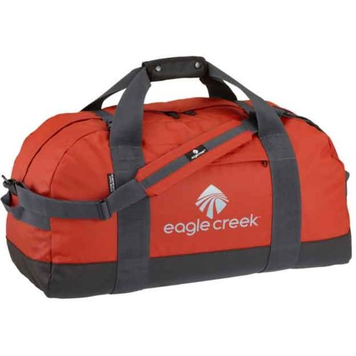 Eagle Creek No Matter What Flashpoint Duffel (Size Medium) Red Clay