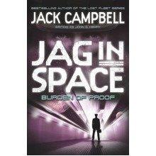 Jag in Space - Burden of Proof (book 2)