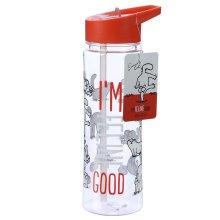 Simons Cat Water Bottle 500ml BPA Free Drinks Bottle Simon's Cat