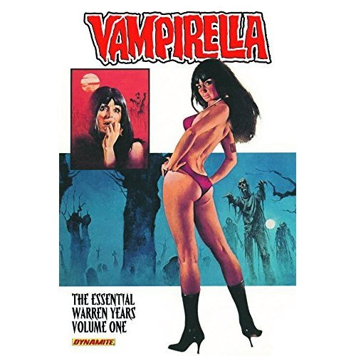 Vampirella: The Essential Warren Years Volume 1