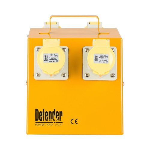 Defender Distribution Unit / Splitter Box 4-Way 16amp - 110v