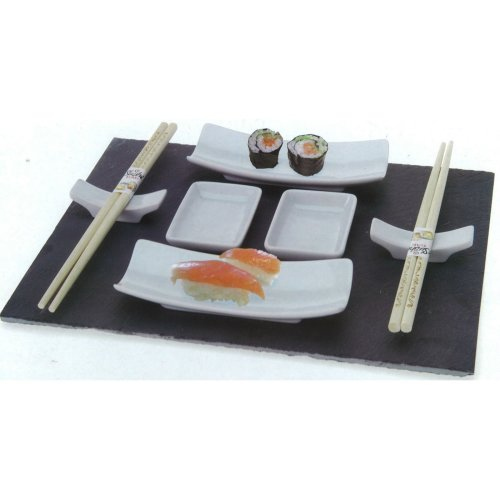 11 Piece Japanese Sushi Set