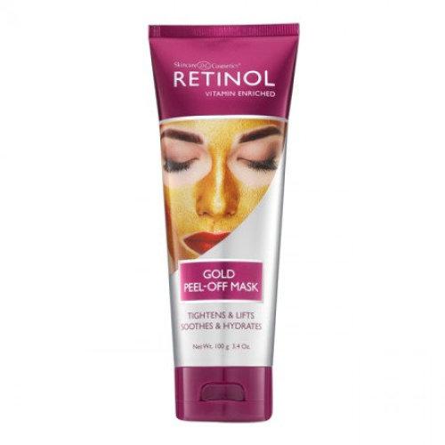 Retinol Gold Peel Off Mask 100gm