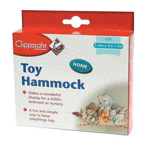 Clippasafe Toy Hammock | Toy Storage Hammock