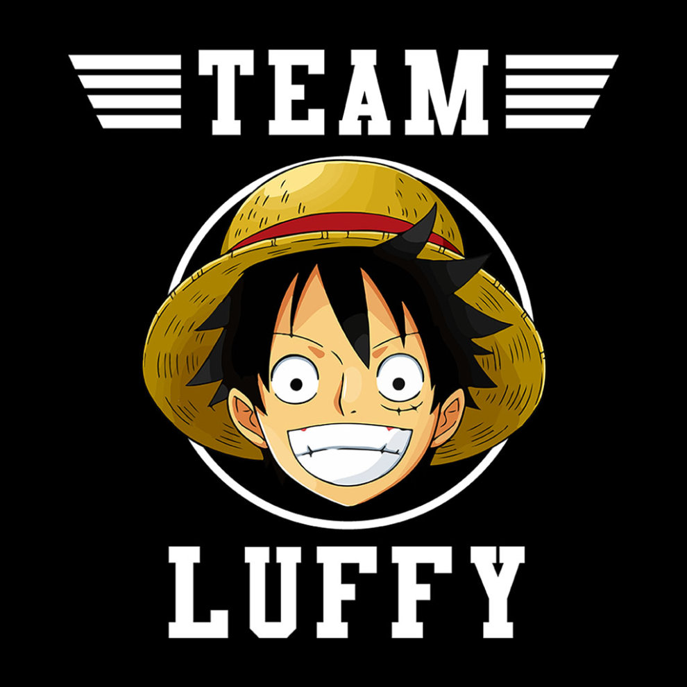 Team Monkey D Luffy One Piece Kid S T Shirt