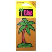 California Scent Palm Tree Coconut Scent Air Freshener for your Home or Car