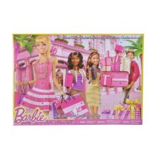 Barbie Advent Calendar Brand New Sealed - Includes 24 Accessory Gifts