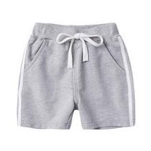 Baby Boy Short Pants Cute Short Pants for Summer Suitable for 120cm [B]