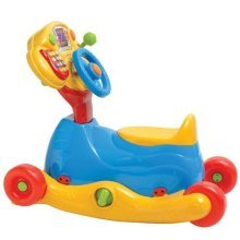 VTech Grow and Go Ride-on