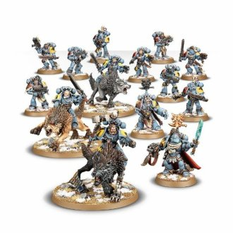 Warhammer 40,000 Space Wolves: Start Collecting!