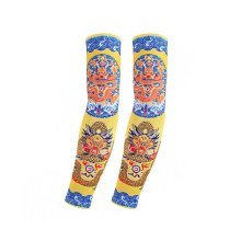 UV Protection Arm Sleeves Breathable Long Sleeves To Cover Arms, Emperor's Robes