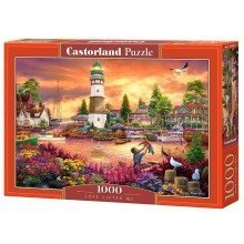 Csc103645 - Castorland Jigsaw 1000 Pc - Love Lifted Me