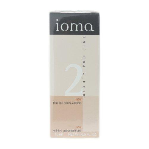 IOMA Inoui Anti-Line, Anti-Wrinkle Elixir 0.5oz/15ml New In Box
