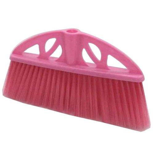 Stiff Broom Head Plastic Broom Head, Only Broom Head, Random Color [B]