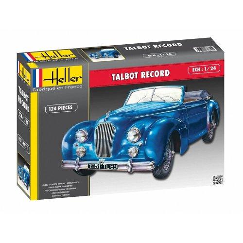 Heller 1:24 - TalbotLago Record