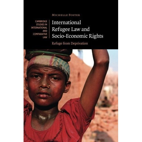 International Refugee Law and Socio-Economic Rights: Refuge From Deprivation (Cambridge Studies in International and Comparative Law)