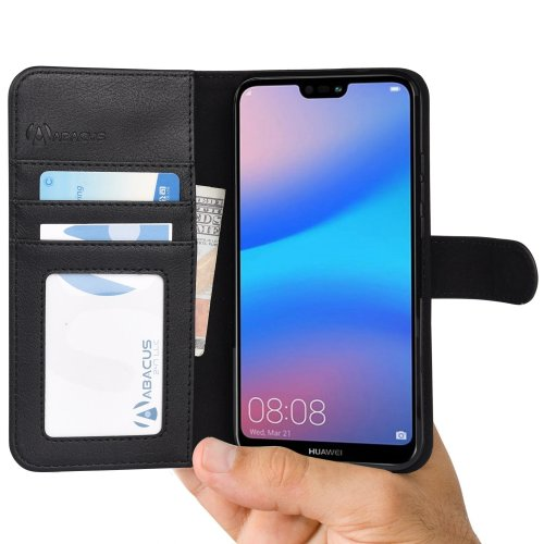 Cell Phone Accessories Flip Cover For Honor Protection Smart Phone Case Card Pocket