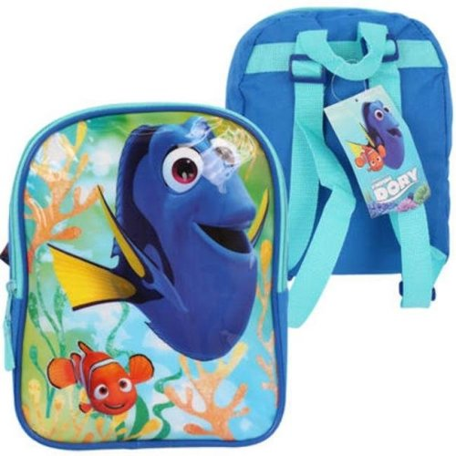 Disney 2279063 Finding Dory 10 in. Mini Backpack  Blue -  Pack of 12