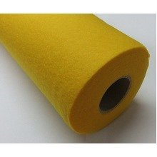 Pbx2470327 - Playbox Felt Roll(yellow) 0.45x5m - 160 G - Acrylic
