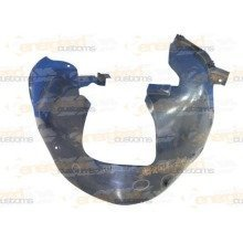 Citroen C4 Coupe/hatchback 2004-2010 Front Wing Arch Liner Splashguard Right O/s
