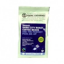 Equal Exchange - Dark City Roast Coffee Beans