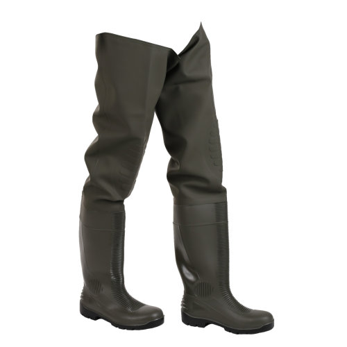 Amblers Mens Forth Waterproof Thigh Safety Wader