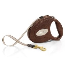 Flexi Leather 5m Brown Med