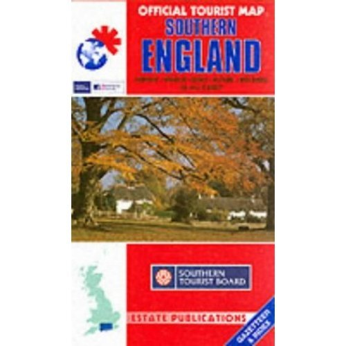 Southern England (Official Tourist Map)
