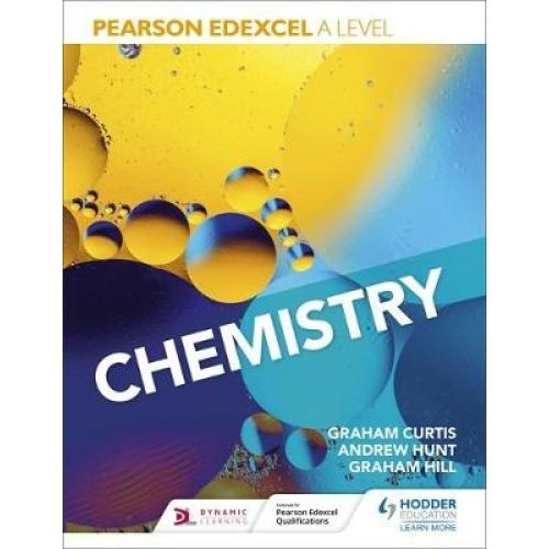 Pearson Edexcel A Level Chemistry (Year 1 and Year 2)
