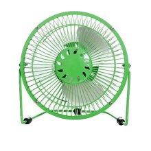 Mini Fan,Portable Fan, USB Fan, Desktop Fan(Green,6INCH)