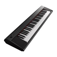 Yamaha NP-12 Piaggero 61 Note Digital Piano, Black