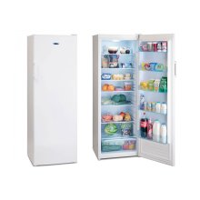 Iceking RL340AP2 White 170cm Tall Larder Fridge