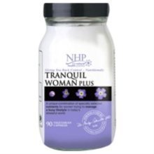 Natural Health Practice Tranquil Woman Support 60 Capsules