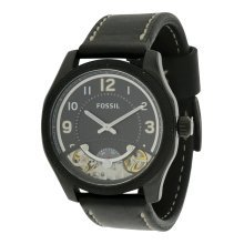 Fossil Leather Automatic Mens Watch ME1153