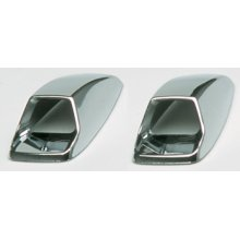 Chrome Screen Washer Covers - Sumex 4008004 -  sumex chrome washer screen covers 4008004