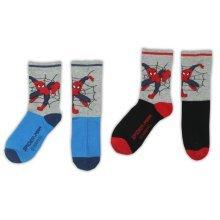 Spiderman Socks - Pack of 2