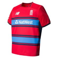 New Balance ECB England T20 Cricket Shirt, Youth