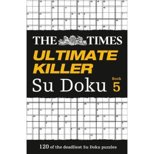 The Times Ultimate Killer Su Doku Book 5: Book 5