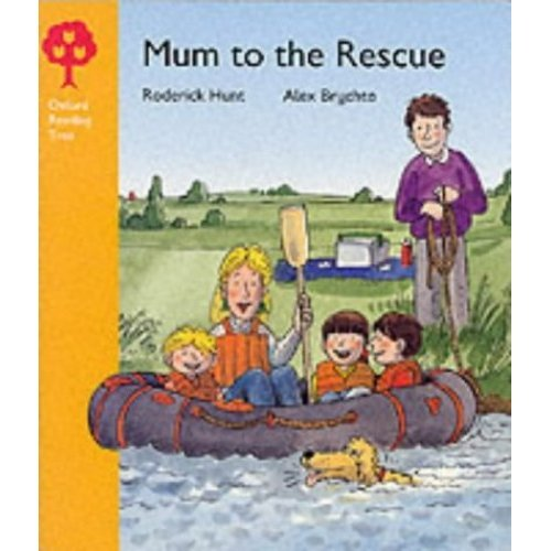 Oxford Reading Tree: Stage 5: More Stories: Mum to the Rescue