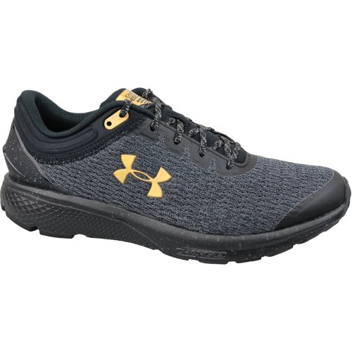 Under Armour Charged Escape 3 3021949-005 Mens Grey running shoes