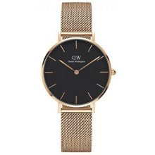 Daniel Wellington Classic DW00100161 Milanese Watch Rose Gold Woman