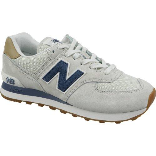 New Balance ML574LGI Mens Grey sneakers