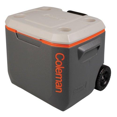 Coleman Tri Colour- 50Qt Cooler