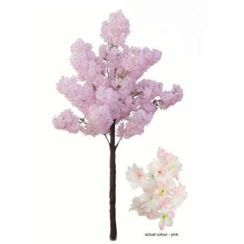 Artificial Silk Cherry Blossom Tree