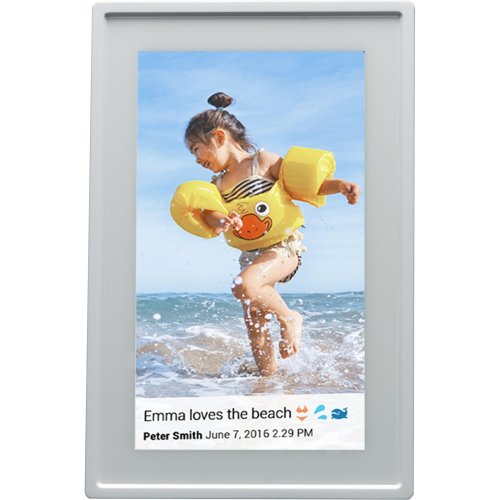 "Denver PFF-1513WHITE 15.6""Smart photoframe PFF-1513WHITE"