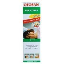 Otosan Otosan Ear Cones Family Pack 3 X 2 Pairs